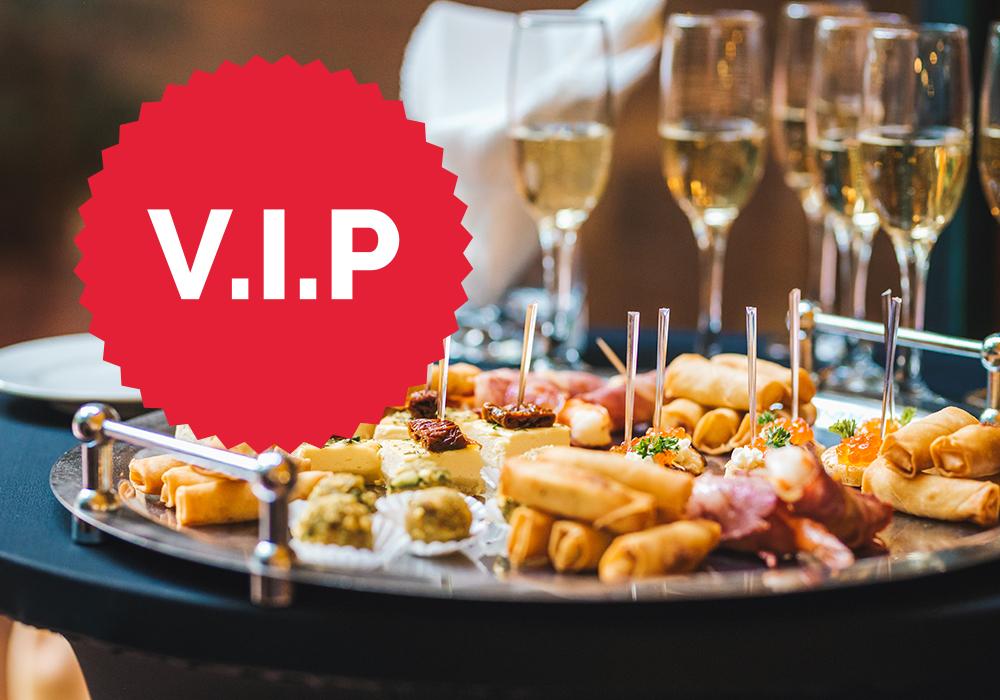 Places VIP événements organisés par Scène Culture